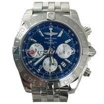 Breitling AB042011|C851|375A CHRONOMAT 44MM GMT STAINLESS...