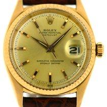 Ρολεξ (Rolex) Rolex 18k Rose Gold Datejust, Ref: 1601