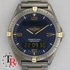Breitling Aerospace titanium/Gold 80360 Vintage
