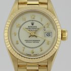 Rolex OYSTER PERPETUAL DATEJUST SUPERLATIVE CHRONOMETER 18k GOLD