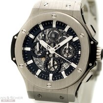 Hublot Big Bang Aero Bang Ref-311SX1170GR Stainless Steel Box...