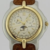 Bertolucci PULCHRA MOONPHASE CHRONOGRAPH  STEEL AND 18K GOLD