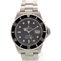 Rolex Men's Rolex Submariner Date Steel Watch 16610T