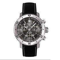 Tissot Men's T067.417.16.051.00 PRS 200 Black Watch
