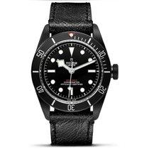 Tudor Heritage Black Bay Automatik Chronometer 79230DK Lederband