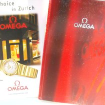 Omega Catalogue Vintage with price list