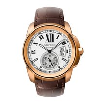 Cartier Calibre Automatic Mens Watch Ref W7100009