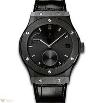 Hublot Classic Fusion Ceramic Leather Automatic Men's Watch