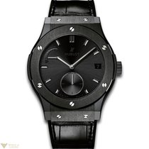Hublot Classic Fusion Ceramic Leather Automatic Men's Watch