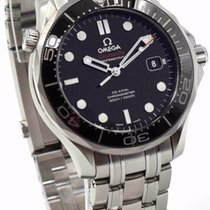 Omega Seamaster Diver 300 Co-Axial 41mm Chronometer 212.30.41....