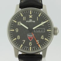 Fortis Flieger Ducati Limited Edition Automatic Steel 1740/2