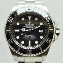 Rolex Deepsea Sea Dweller Box & Papers
