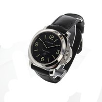 Panerai Luminor Base  Logo Acciaio Mens Watch PAM01000