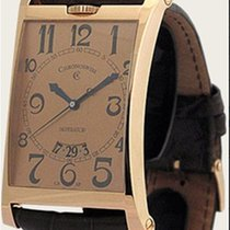 Chronoswiss CH-2871R-RG Imperator in Rose Gold - on Brown...
