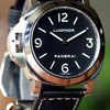 Panerai PAM 219 Luminor Base Model Destro Sandwich Dial...
