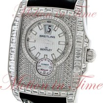 Breitling Bentley Flying B, Diamond Dial with Jumping Hour,...
