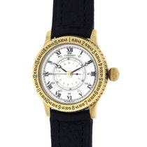 Longines Hour Angle L628. 1 In Oro Giallo, 33mm