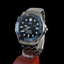 Omega seamaster 300m steel diver automatic