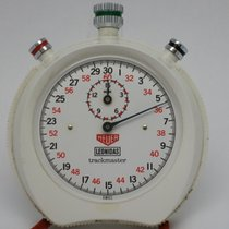 """Heuer """"Trackmaster""""  Ref. 8042. Incl. org. box"""
