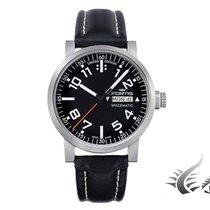 Fortis Spacematic Classic, ETA 2836-2,  Black