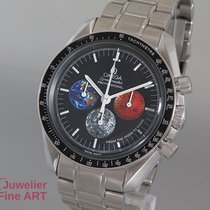 Omega Speedmaster From the Moon to the Mars - Edelstahl...