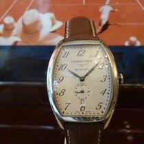 Longines Evidenza Automatic leather
