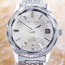 Citizen Auto Dater Jet Stainless Steel Automatic 1960s...