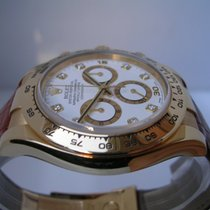 Rolex Daytona 116518 oro 18 Kt Quadrante Brillanti Full Set 2005