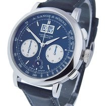 A. Lange & Söhne 405.035 Datograph Up and Down - Platinum...