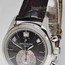 Patek Philippe Annual Calendar Chronograph Platinum Watch...
