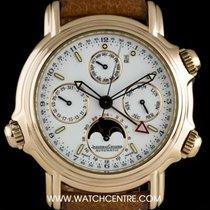 Jaeger-LeCoultre 18k R/G Ltd Ed Perpetual Cal Alarm Grande...
