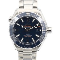 Omega Seamaster Planet Ocean 44 Automatic Blue Dial