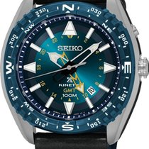 Seiko Prospex GMT SUN059P1 Herrenarmbanduhr Mit Kinetikuhrwerk