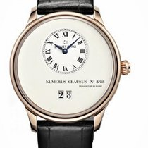 Jaquet-Droz Ivory Enamel Automatic Limited Edition