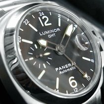Panerai new  Luminor Gmt Stainless Steel 44mm Pam297 Pam 297