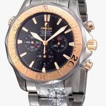 Omega Seamaster Chronometer Chronograph