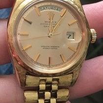 Rolex 18k Gold President Vintage Day-date 1806 Flourentine...