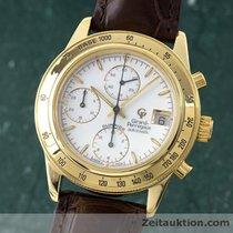 Girard Perregaux 18k Gold Olimpico Chronograph Automatik 1030
