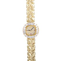 Audemars Piguet Yellow Gold Ladies Quartz Watch 66803BA.ZZ.101...