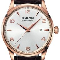 Union Glashütte Noramis Gold 34mm Ref. D900.207.76.037.01