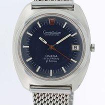 Omega Constellation Electronic Chronometer 300Hz - Men's...