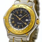 Ebel Voyager, Stainless Steel/18k Yellow Gold