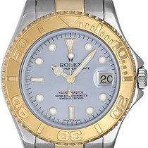 Rolex Yacht-Master Midsize Men's/Ladies Steel & Gold 2...