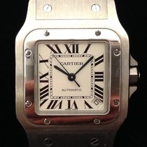 Cartier Santos Galbee XL 2823 Full Set