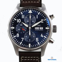 IWC Pilot´s Watch Chronograph Le Petit Prince  incl 19% MWST