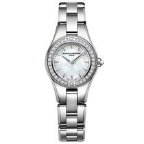 Baume & Mercier Linea Quartz Diamonds