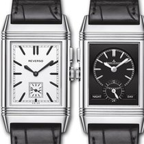 Jaeger-LeCoultre [NEW] Grande Reverso Ultra Thin Duoface Mens...