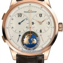 Jaeger-LeCoultre Duometre Unique Travel Time 42mm 6062520