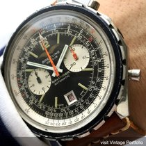 Breitling Serviced Breitling Navitimer Iraqui Air Force ...