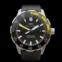 IWC Aquatimer 2000m Stainless Steel Gents IW3568-10